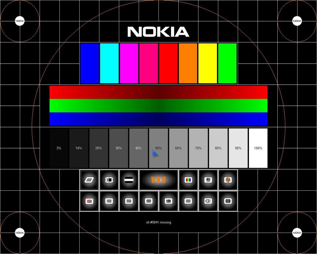 Тест монитора на битые пиксели 2